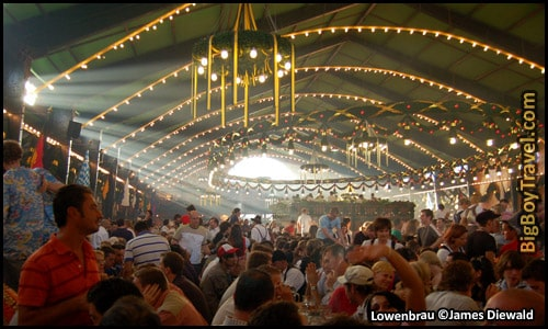 Top 10 Best Beer Tents At Oktoberfest In Munich Germany - Augustiner