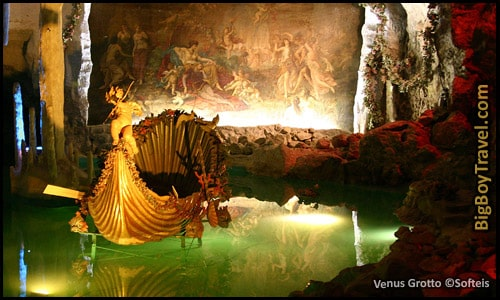 Top Day Trips From Munich - Linderhof Palace Venus Grotto