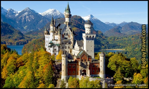 Top Day Trips From Munich - Neuschwanstein Castle