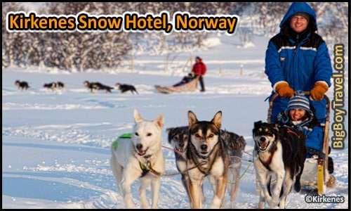 Best Ice Hotels In The World, Kirkenes Norway