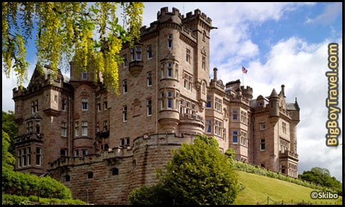 Most Amazing Castle Hotels In The World, Top Ten, Skibo Castle Scotland