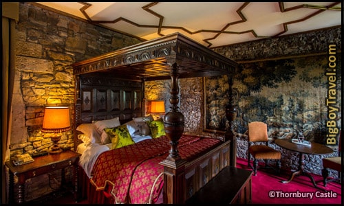 Most Amazing Castle Hotels In The World, Top Ten, Thornbury Castle England