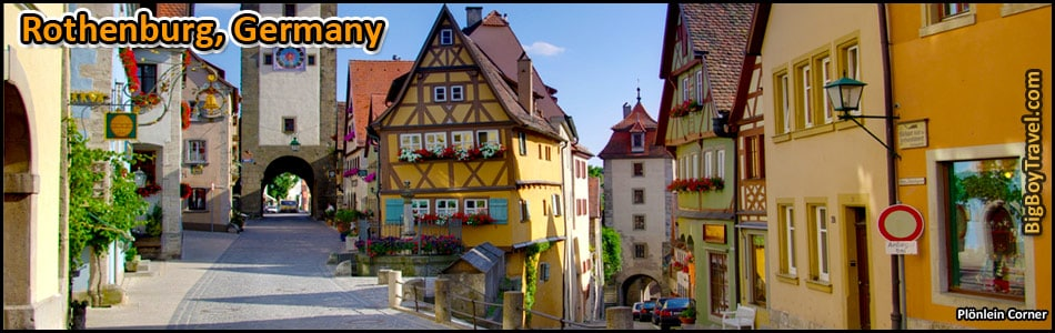 Rothenburg Germany Travel Guide