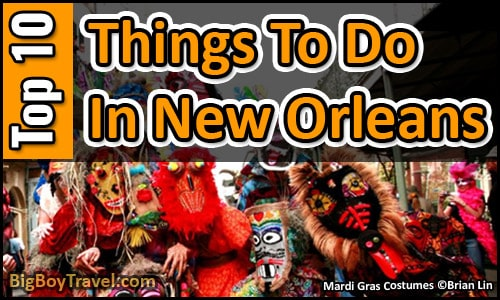 Top 10 things to do in new orleans best sights for Things to see new orleans