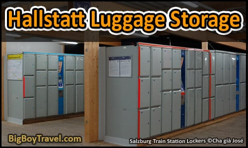 Hallstatt Luggage Storage And Bag Lockers