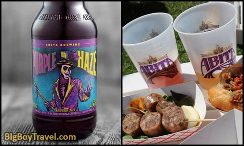 top ten must try drinks in New Orleans best Signature cocktails - Abita Beer Brewery
