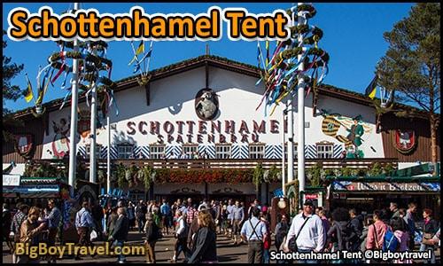 Top 10 Best Beer Tents At Oktoberfest In Munich - Schottenhamel Tent